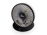 "7"" Personal USB Fan table fan 2 speeds brushless motor for home and office"