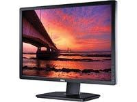 """Dell UltraSharp 24"""" 1920x1200 - U2412M - DisplayPort VGA DVI-D 4xUSB 2.0 Pivot Swivel Height Adjustable"""