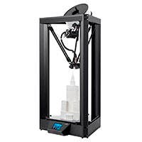 Monoprice MP Delta Pro 3D Printer, 32-bit ARM Processor, Auto Level, Silent Drive, Touchscreen, Fully Assembled (open box)