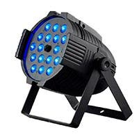 Stage Right by Monoprice Stage Wash 18x18W LED PAR Stage Light with Zoom (RGBWA-UV) (open box)