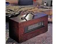 Dynamic Infrared 1,500 Watt Electric Convection Cabinet Heater