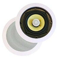 Monoprice Caliber In-Ceiling Speakers, 8in Fiber 2-Way (pair)