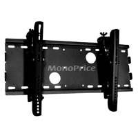 Monoprice Titan Series Tilt TV Wall Mount Bracket For TVs 32in to 55in, Max Weight 165lbs, VESA Patterns Up to 450x250, UL Certified
