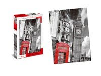 Toys 1000pc Clock Tower Puzzle Set