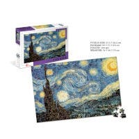 Toys Starry Night 300pc Puzzle Set