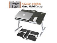 Kavalan Portable Laptop Table with Handle Angle Adjustable Stand Desk