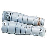 Monoprice 2 pack 413g ctg per ctn Toner 8936-602 (105-A/106A), 8936-402 (302-A) for Minolta Di-152, 181, 183, 200, 251, Di-250, 350, 1611, 1811, 2011, onica 7115, 7118, Konica 7216, 7220