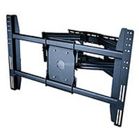 fullmotion tv wall mount bracket max 200 lbs 42 63 inch
