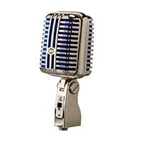 Memphis Blue Classic Dynamic Microphone