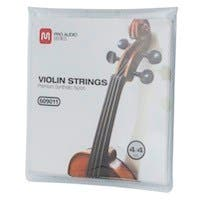 Monoprice Violin Strings - Premium Synthetic - Size 4/4