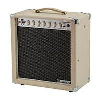 15-Watt, 1x12 Guitar Combo Tube Amplifier with Celestion Speaker and Spring Reverb