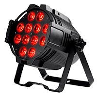 Stage Right by Monoprice Stage Wash 15 Watt x 12 LED PAR Stage Light (RGBWA)
