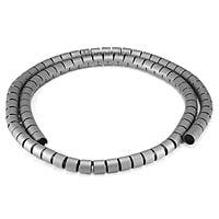 Monoprice Spiral Wrapping Bands - 25mm x 1.5m (Gray)