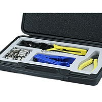 Monoprice Professional Waterproof Connector Tool Kit