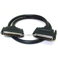 Monoprice HPDB68 LVD M/M SCSI Cable , Screw - 6ft