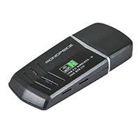 Monoprice USB Wireless Lan 802.11N Adapter - 2T2R (300Mbps)
