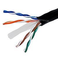 Monoprice Cat6 Ethernet 1000ft Bulk Cable
