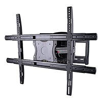 Monoprice Full-Motion Articulating TV Wall Mount Bracket - For TVs 40in to 70in, Max Weight 175 lbs, Extension Range of 5.4in to 23.9in, VESA Patterns Up to 900x500, Works with Concrete & Brick