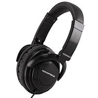 Monoprice Hi-Fi Light Weight Over-the-Ear Headphones