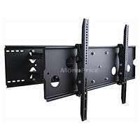 Monoprice Titan Series Full-Motion Articulating TV Wall Mount Bracket - For TVs 32in to 60in, Max Weight 175lbs, Extension Range of 5.0in to 20.0in, VESA Up to 750x450, Works with Concrete & Brick