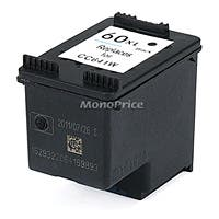 Monoprice Compatible HP CC641WN (HP 60XL) Inkjet-Black (High Yield)