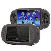 Monoprice PlayStation Vita Silicone Glove Case - Black