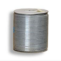 Monoprice 4 Wire, Stranded, Silver - 1000ft