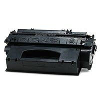 Monoprice Compatible HP49X Q5949X Laser Toner - Black (High Yield)