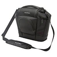 SLR and Accessories Large Camera Bag - Black