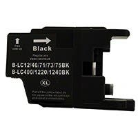 Monoprice compatible Brother LC75BK inkjet- black (High Yield)