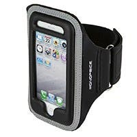 Neoprene Sports Armband - Black