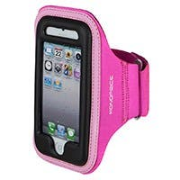 Neoprene Sports Armband - Pink