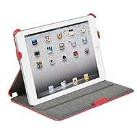 6ft Duo Case and Stand for iPad® mini - Red