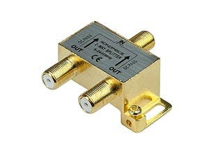 Product Image for Monoprice - 2-Way Coaxial Splitter