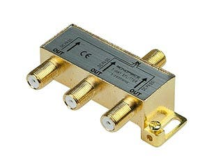 Product Image for MP - 3-Way Coaxial Splitter