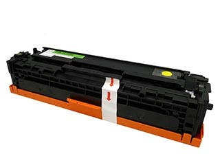 Product Image for Monoprice Compatible HP 128A Yellow (CE322A) Laser Toner - Yellow