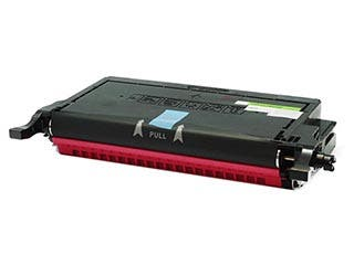 Product Image for Monoprice Compatible Samsung CLPM660B Laser Toner - Magenta