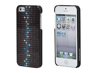Product Image for Dhot Matrix Polycarbonate Case for iPhone® 5/5s/SE - Black