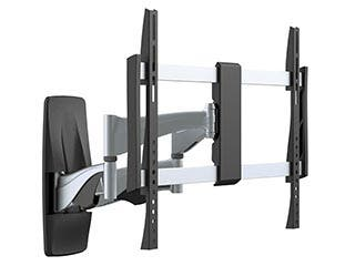 Full-Motion TV Wall Mount (Max 99 lbs, 37 - 70 inch)
