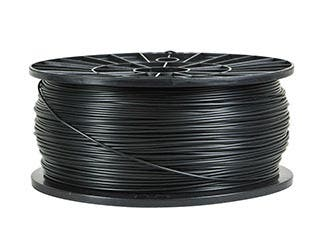 Product Image for Monoprice Premium 3D Printer Filament PLA 1.75mm 1kg/spool, Black