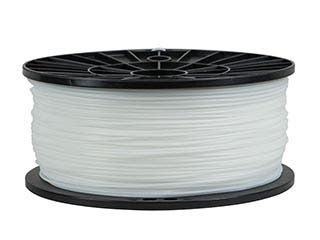 Product Image for Monoprice Premium 3D Printer Filament PLA 1.75mm 1kg/spool, White