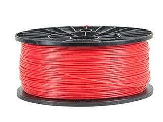 Product Image for Premium 3D Printer Filament PLA 1.75MM 1kg/spool, Red