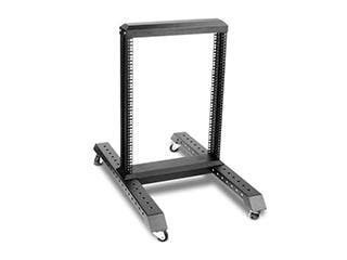 Product Image for Monoprice 15U 2-Post Open Frame Rack