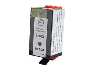 Product Image for MPI Compatible HP 920XLBK(CD975AN) Inkjet-Black (High Yield)