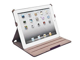 Product Image for Duo Case and Stand for iPad Air™ - Plum
