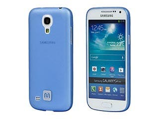 Product Image for Ultra-thin Shatter-proof Case for Samsung Galaxy S4 Mini - Blue