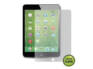 Product Image for Screen Protector (2-Pack) w/ Cleaning Cloth for iPad Air™ - Transparent Finish