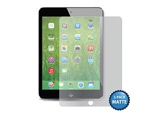 Product Image for Screen Protector (2-Pack) w/ Cleaning Cloth for iPad Air™ - Matte Finish