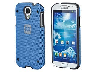Product Image for Industrial Metal Mesh Guard Case for Samsung Galaxy S®4 - Blue