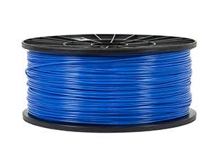 Product Image for Monoprice Premium 3D Printer Filament ABS 1.75MM 1kg/spool, Blue